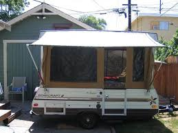 Trailer Awning Parts Best 25 Camper Awnings Ideas On Pinterest Trailer Awning Pop