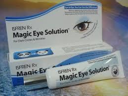 jual krim mata panda isfren rx eye for circles wrinkles