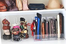 Organizing Or Organising How To Organize Purses Keep Handbags Organized
