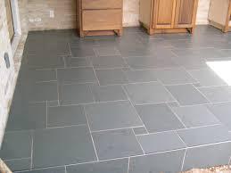 flooring dark brown tile floor marble and decor ideas design