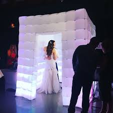 wedding photo booth rental led party cube photo booth rental in mesa arizona candid pix