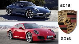 lowered cars and speed bumps porsche 991 vs porsche 991 2 news top speed