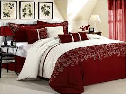 Black And Red Comforter Sets King Black Bedding Sets King Home Design U0026 Remodeling Ideas