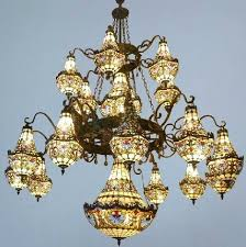 Tiffany Chandelier Lamps Tiffany Chandelier Szahomen Com