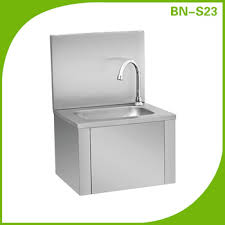 Bns Cosbao Stainless Steel Washing Portable Hand Wash Kitchen - Kitchen sink portable
