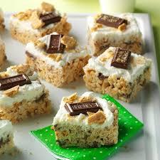 Halloween Crispy Cakes Rice Crispy Bars Taste Of Home