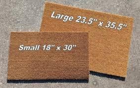 shut the front door custom doormat by killer doormats