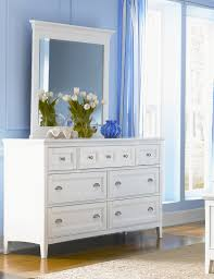 Small Dresser For Bedroom Bedroom Artistic White Wooden Drawers And Chrome Handle