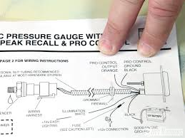 auto meter elite series gauges rod network amazing wiring