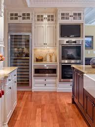 Kitchen Appliance Cabinets Kitchen Appliance Design Houzz