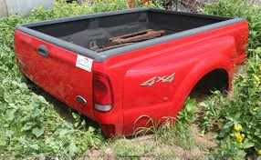 Ford F350 Truck Bed - 2000 ford f350 dual rear wheel pickup truck bed item i7332