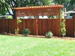 Patio Fence Ideas Tub Privacy Fence Ideas By Home Sweet Homehot Screen