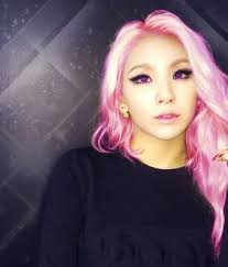 hair cl who rocks pink hair kpop edition updated