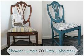 Dining Chair Upholstery Gorgeous Dining Chair Transformation Lovely Etc