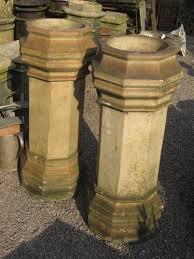 distinctive ornamental chimney pots karenefoley porch and
