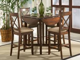 home design space saving dining room table and chairs high