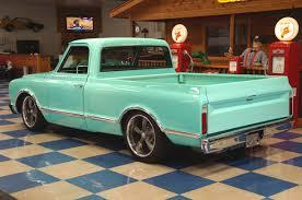 chevy vega green 1969 chevrolet pickup pro touring u2013 mint u2013 a u0026e classic cars