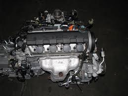 jdm 01 05 honda civic ex d17a 1 7l sohc vtec engine d17a2 engine