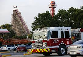 six flags over texas confirms that a woman was killed while riding