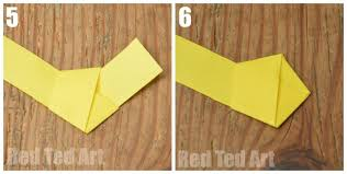 how to make an origami lucky ted s