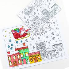 christmas colouring pages for grown ups red ted art u0027s blog