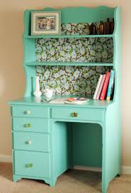 Desks With Hutch For Sale by Colored Burlap Idaho Potato Desk Hutch Desks And Teal