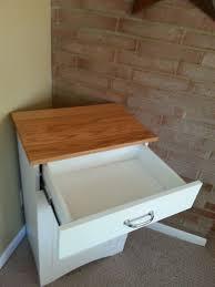 tips wooden kitchen trash cans tilt out trash bins tilt out