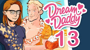 margarita animated dream daddy third date w joseph u0026 ending margarita zone u0026 part