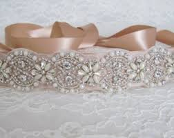 bridal sash wedding accessories etsy
