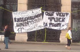 bureau de poste bichat 18e arrondissement grève illimitée dans les bureaux de poste