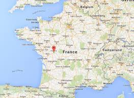 map of poitiers where is poitiers on map of world easy guides