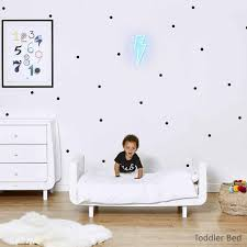 Cot Bed Nursery Furniture Sets by Snuzkot Mode 2 Piece Nursery Furniture Set In White U2013 Natural Baby