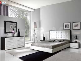Bedroom Design Black Furniture Black And White Bedroom Ideas Black Wooden Headboard Square White