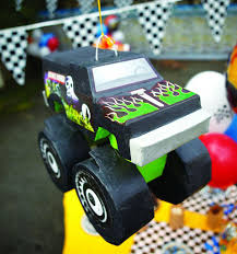 remote control grave digger monster truck monster jam party birthdayexpress com