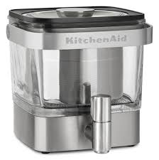 kitchenaid cold brew coffee maker bed bath beyond feature list