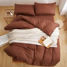 Brown Duvet Cover King Compare Prices On Brown Duvet Set Online Shopping Buy Low Price