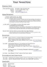 Perfect Resumes Examples by Making The Perfect Resume Free Resume Example And Writing Download
