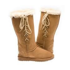ugg boots sale in melbourne side lace up ugg boot chestnut