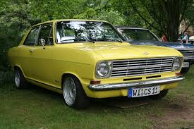 1968 opel kadett opel kadett information and photos momentcar