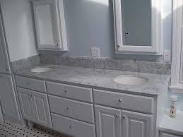 White Cabinet Bathroom Color Trends In Granite Quartz Marble U0026 Soapstone White