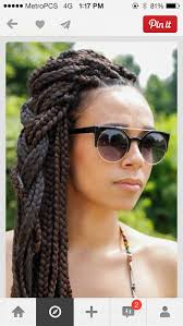 black hairstyles 2015 with braids to the side 19 best boxed braids images on pinterest braided hairstyles