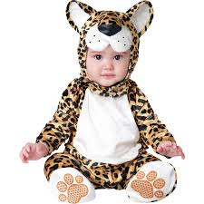 baby u0027s leopard dress up costume by time to dress up