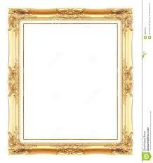 cornici foto gratis italiano cornici antiche dell oro isolato su bianco fotografia stock