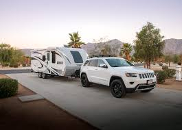 2014 jeep towing sport trailering trailerlife com