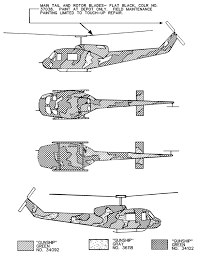 bell uh 1h n iroquois usaf europe i camouflage color profile and