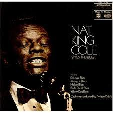 nat king cole sings the blues uk vinyl lp album lp record 410149