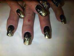nail art examples natural beauty day spa hanley stoke on trent