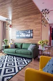 Bright Green Sofa Bright Room Colors And Provocative Interior Design And Decorating