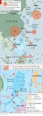 China Sea Map by Small Reefs Big Problems