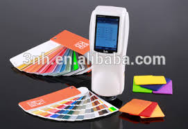 computerized color mixing machine handheld colour